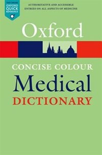 Book Concise Colour Medical Dictionary by Elizabeth Martin