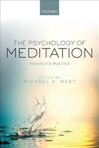 Book The Psychology of Meditation: Research and Practice by Michael A. West