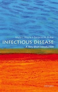 Book Infectious Disease: A Very Short Introduction by Benjamin Bolker