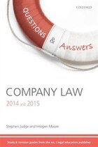 Q and A Revision Guide Company Law 2014 and 2015