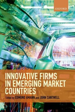 Book Innovative Firms in Emerging Market Countries by Edmund Amann