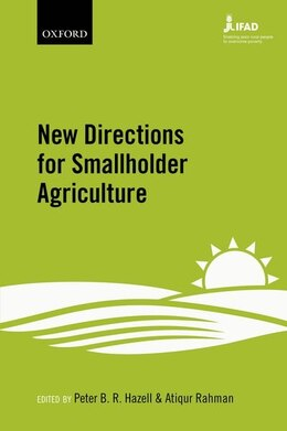 Book New Directions for Smallholder Agriculture by Peter B. R. Hazell
