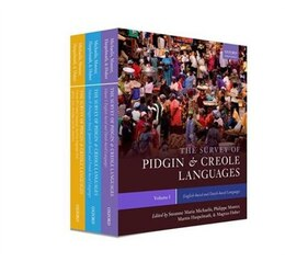 Book The Survey of Pidgin and Creole Languages: Three-volume pack by Susanne Michaelis