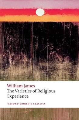Book The Varieties of Religious Experience by William James