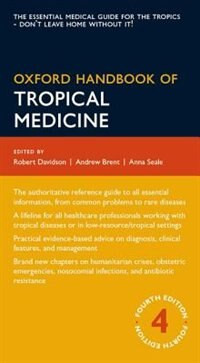 Book Oxford Handbook of Tropical Medicine by Andrew Brent