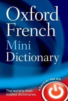 Book Oxford French Mini Dictionary by Oxford Dictionaries