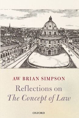 Book Reflections on The Concept of Law by A. W. Brian Simpson