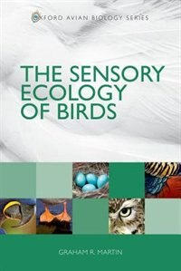 Book The Sensory Ecology of Birds by Graham Martin