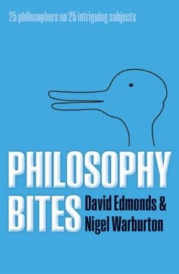 Book Philosophy Bites by David Edmonds