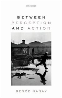 Book Between Perception and Action by Bence Nanay