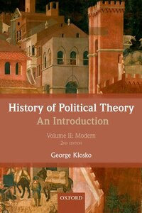 History of Political Theory: An Introduction: Volume II: Modern