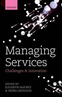 Book Managing Services: Challenges and Innovation by Kathryn Haynes