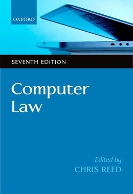 Book Computer Law by Chris Reed