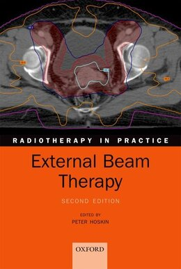 Book External Beam Therapy by Peter Hoskin