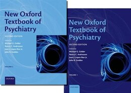 Book New Oxford Textbook of Psychiatry by Michael Gelder
