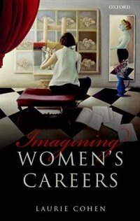 Book Imagining Womens Careers by Laurie Cohen