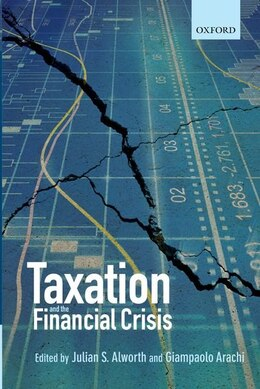 Book Taxation and the Financial Crisis by Julian S. Alworth