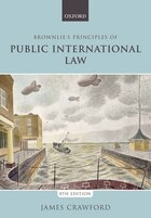 Brownlies Principles of Public International Law