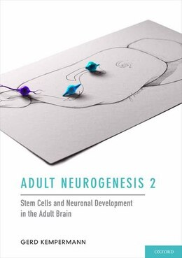 Book Adult Neurogenesis 2 by Gerd Kempermann