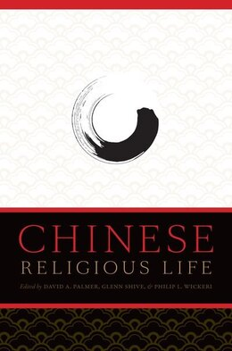 Book Chinese Religious Life by David A. Palmer