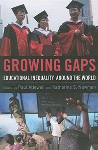Book Growing Gaps: Educational Inequality around the World by Paul Attewell