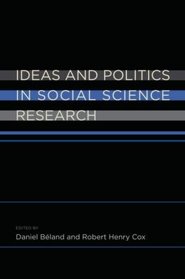 Book Ideas and Politics in Social Science Research by Daniel Beland