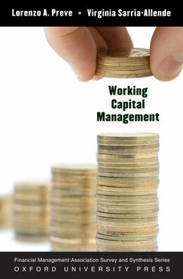 Book Working Capital Management by Lorenzo A. Preve