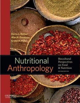 Book Nutritional Anthropology: Biocultural Perspectives on Food and Nutrition by Darna Dufour