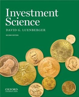Book Investment Science by David G. Luenberger