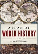 Book Atlas of World History by Patrick OBrien