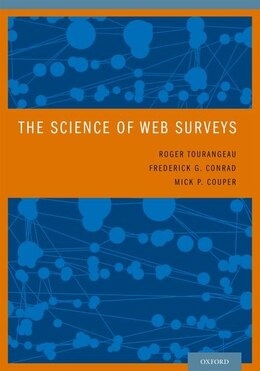 Book The Science of Web Surveys by Roger Tourangeau