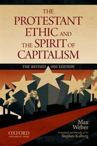 Book The Protestant Ethic and the Spirit of Capitalism by Max Weber