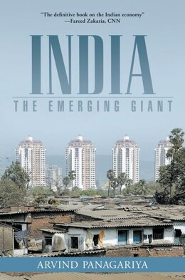 Book India: The Emerging Giant by Arvind Panagariya