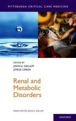 Book Renal and Metabolic Disorders by John A. Kellum