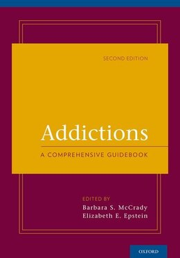 Book Addictions: A Comprehensive Guidebook by Barbara S. McCrady