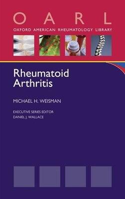 Book Rheumatoid Arthritis by Michael H. Weisman