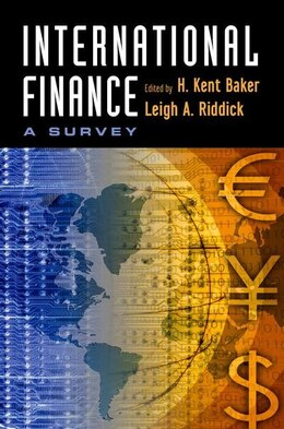 Book International Finance: A Survey by H. Kent Baker