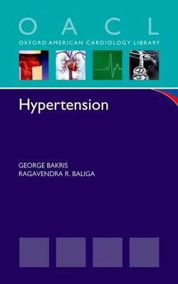 Book Hypertension by George Bakris