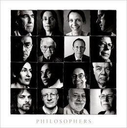Book Philosophers by Steve S. Pyke