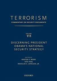 Book Terrorism: Commentary on Security Documents Volume 111 by Douglas Lovelace