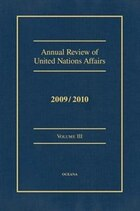 Annual Review of United Nations Affairs 2009/2010 VOLUME III