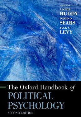 Book The Oxford Handbook of Political Psychology by Leonie Huddy