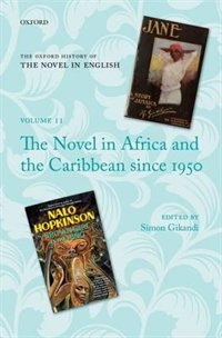 Book The Novel in Africa and the Caribbean since 1950 by Simon Gikandi