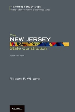 Book The New Jersey State Constitution by Robert F. Williams