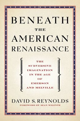 Book Beneath the American Renaissance: The Subversive Imagination in the Age of Emerson and Melville by David S. Reynolds