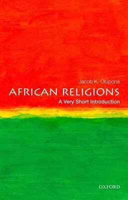 Book African Religions: A Very Short Introduction by Jacob K. Olupona