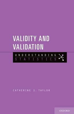 Book Validity and Validation by Catherine S. Taylor