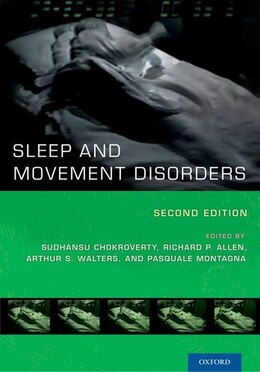 Book Sleep and Movement Disorders by Sudhansu Chokroverty