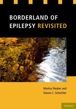 Book Borderland of Epilepsy Revisited by Markus Reuber
