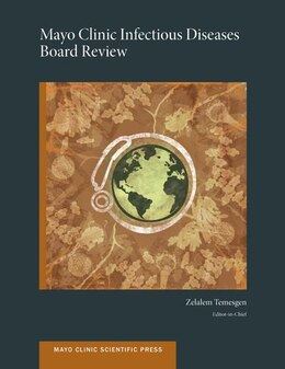Book Mayo Clinic Infectious Diseases Board Review by Zelalem Temesgen